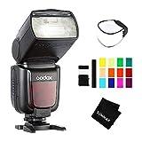 Godox TT600S Flash d'appareil Photo 2,4 G HSS 1/8000s GN60 Speedlight pour appareils...