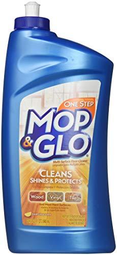 Mop & Glo Multi-Surface Floor Cleaner, 32 Fl Oz (Pack of 2)