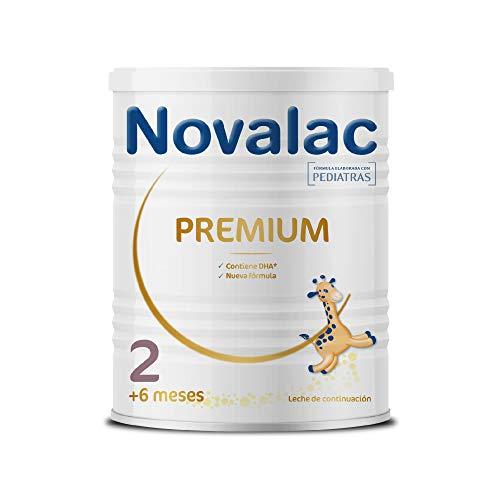NOVALAC Premium 2 - Leche de continuación a partir de los 6 meses. 800G