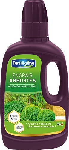 Fertiligène Engrais Arbustes en Pots, Buis et Bambous, 400 ML