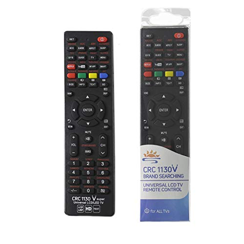 IHANDYTEC CRC1130V LCD/LED TV all in one remote control -replacement remote for SONY/SHARP/TOSHIBA...