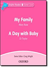 Dolphin Readers: Starter Level: 175-Word Vocabulary My Family & A Day with Baby Audio CD