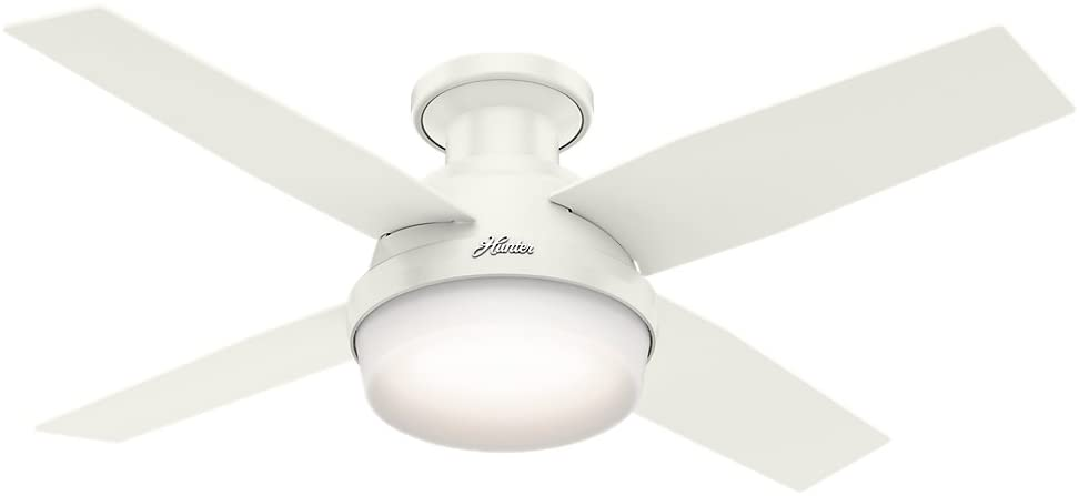 Top 7 Best Ceiling Fan For Low Ceiling [Buying Guide 2021] 1