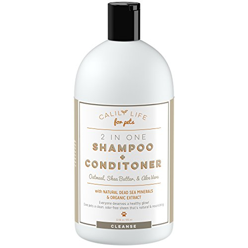 Calily Life Organic Dog Shampoo + Conditioner