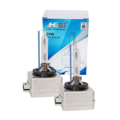 D1S Hid Xenon Brenner Scheinwerferlampe -8000K 35W Ersatzlicht -2 Yrs Garantie 2 Stück