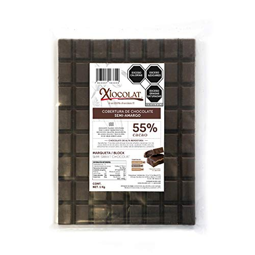 marcas chocolates amargos fabricante XIOCOLAT XO