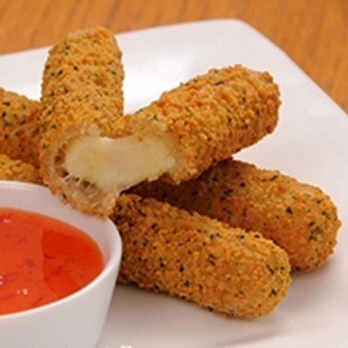 Innovate Frozen Breaded Mozzarella Sticks - 1x1kg