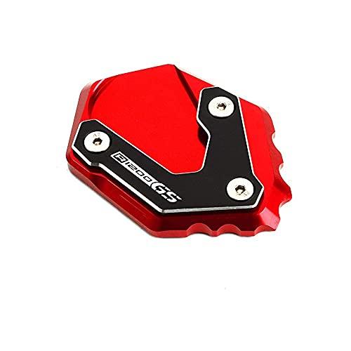 YQTYGB Motocicleta Soporte de Estacionamiento Pata de Cabra Caballete, para BMW R 1200 GS 2007-2012 R 1200 Extensión Moto Plataformas y Soportes Placa Accesorios