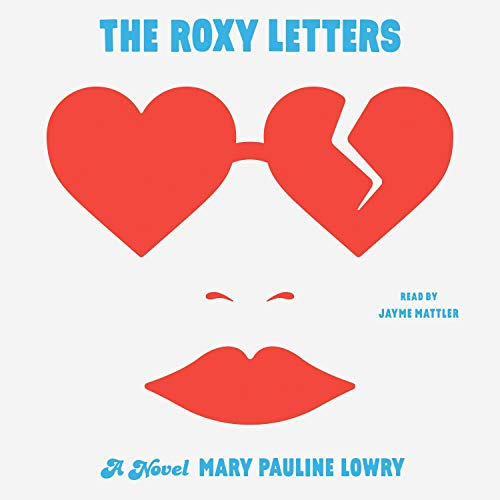 The Roxy Letters audiobook cover art