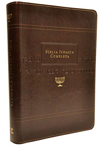 Bíblia Judaica Completa. O Tanakh [at] e a B'rit Hadashah [nt]