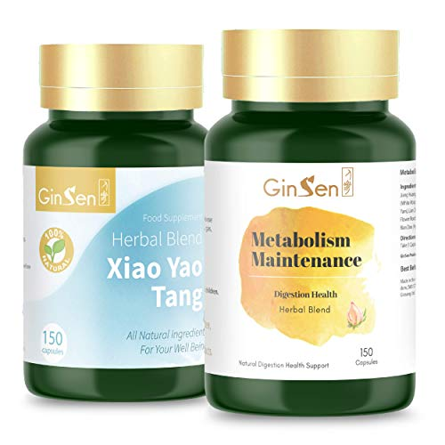 Indigestion and Sickness Kit Helps with Stomach Sickness or Discomfort, Nausea, Vomiting, Morning Sickness, Natural Herbal Supplement, Chinese Medicine, Made in UK