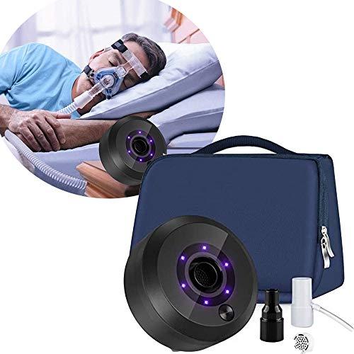 CYYYY CPAP Reiniger, Multifunktions-Ozon-Entkeimung CPAP Luftröhren for Respirator Nasenmaske Luftbefeuchter Tubes