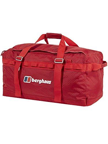 Berghaus Expedition Mule 100 Lefourre-Tout Unisex, Red Dahlia/Haute Red, 100 L