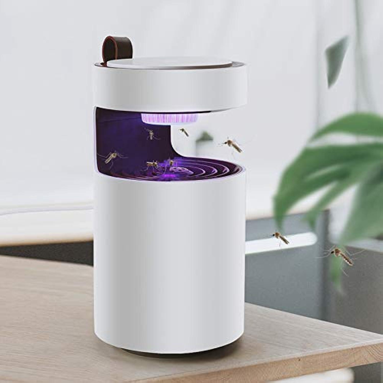 Martinimble Ultrapurple Light Mosquito Killer Lamp Safe Energy Power Saving Photocatalytic Light for Home Room