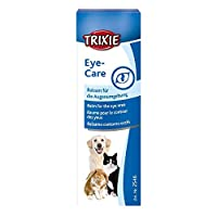 For dogs, cats and other small animals Gentle care and cleaning Cleans the eye area gently from dust and dirt Easy to use and clean eyes of your pet
