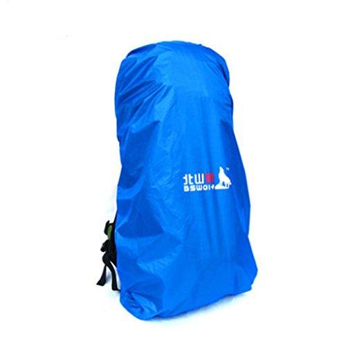 (Bleu) Camping/Sac à dos randonnée imperméable à, taille L, 70-90L