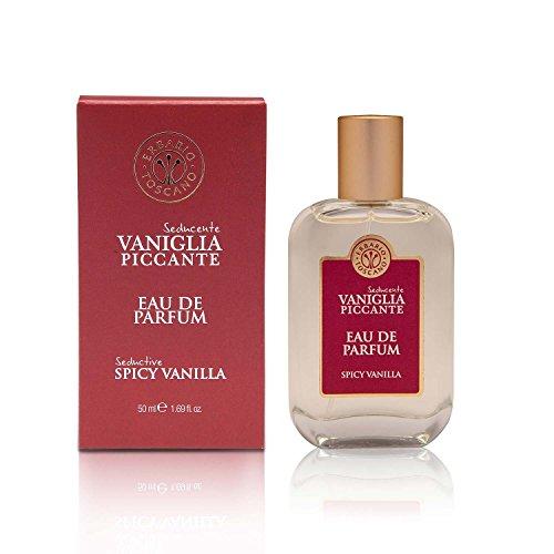 Erbario Toscano Profumo Donna Spicy Vanilla 50 ml