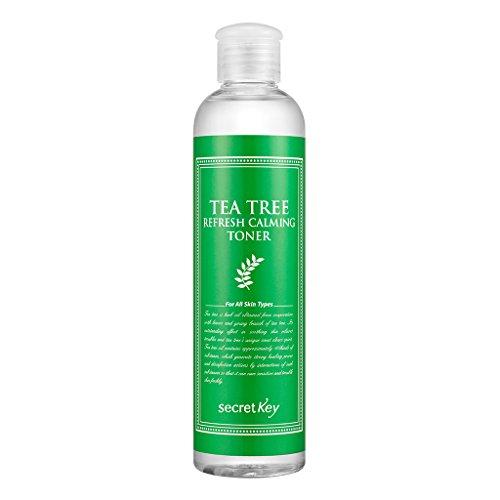 Secret Key Tea Tree Refresh Calming Toner