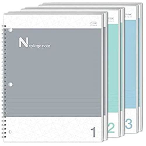 Neolab 3X Bloc Notes a righe