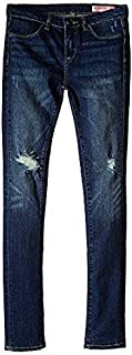 ブランクニューヨークシティー Blank NYC Kids キッズ 女の子 ジーンズ ジーパン デニム Blue Denim Ripped Skinny Jeans in 10BigKids [並行輸入品]