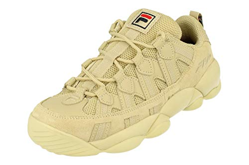 Fila Spaghetti Low Niña Zapatillas Natural