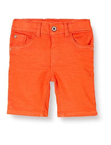 3 Pommes 3q25063 Bermuda Couleur Bañador, Naranja (Orange 761), 3-6 Meses (Talla del Fabricante: 3/6M) para Bebés