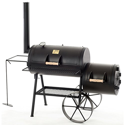 "Joe\'s Barbeque Smoker 16"" Tradition Lokomotive"