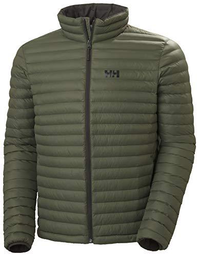 Helly Hansen (HEL66) Sirdal Insulator Jacket Chaqueta, Hombre, Lav Green, M