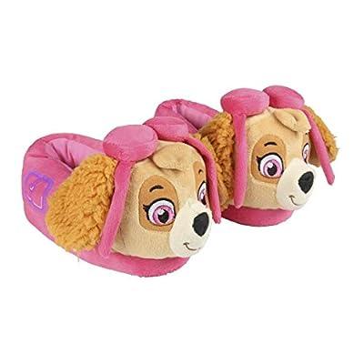 Cerdá Zapatillas De Casa 3D Paw Patrol Skye, Niñas, Rosa (Rosa C07), 23/24 EU por Cerdá