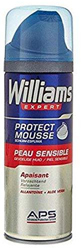 Williams - Espuma de Afeitar Piel Sensible