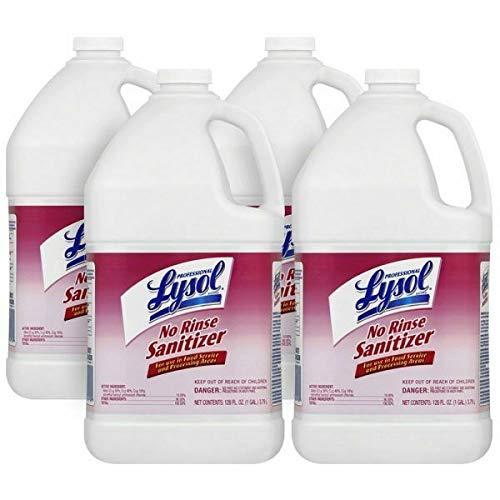 RAC74389 - No Rinse Sanitizer
