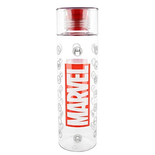 Stor Botella TRITAN Boquilla Silicona 850 ML | Marvel