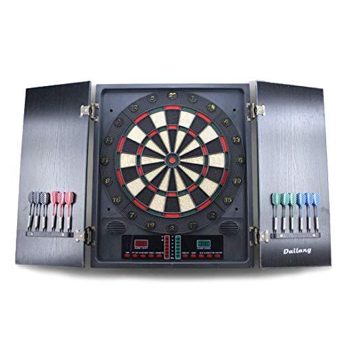 GOFEI 18 Inch Electronic Dart Board, Dart Board...
