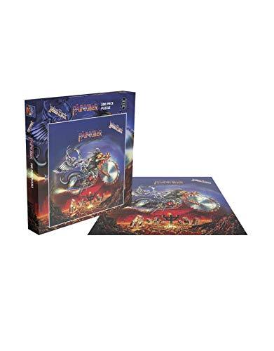 Judas Priest Jigsaw Puzzle Painkiller Album Nuovo Ufficiale 500 Piece