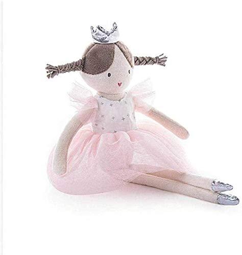 siyat Plüschspielzeug 13 Zoll Nette Rosa Ballett Mädchen Plüschspielzeug Nette Prinzessin Kleid Puppe Mädchen Plüsch Kinder S Dekoration Kann Waschmaschine Waschen Jikasifa