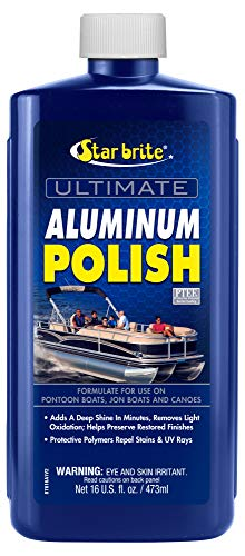 powerful Ultimate aluminum polish with STAR BRITE 087616 Ptef