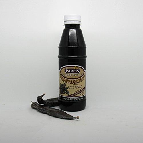 - Zypern Johannisbrot-Sirup, parpis, 300ml, Pure 100%, traditionelle Gesunde Lebensmittel