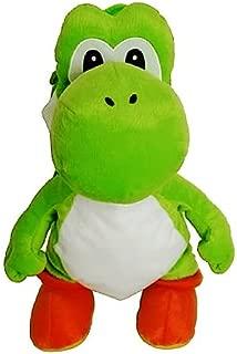 Super Mario Green Yoshi Plush Backpack Bag