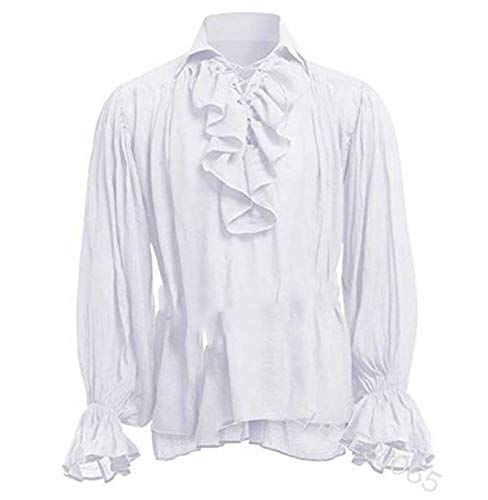 Frilly Pirate Shirt for Men