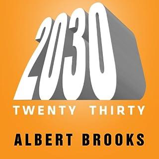 2030 audiobook cover art