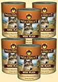 Wolfsblut - Wide Plain 6 x 395 g con mínimo 90% carne de caballo.