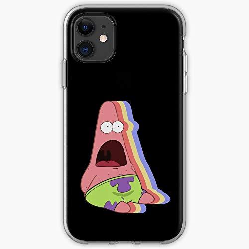 Surprised Funny Meme Suprised Patrick Squidward Spongbob I Fsgblockchain-Phone Case for All of iPhone 12, iPhone 11, iPhone 11 Pro, iPhone XR, iPhone 7/8 / SE 2020… Samsung Galaxy