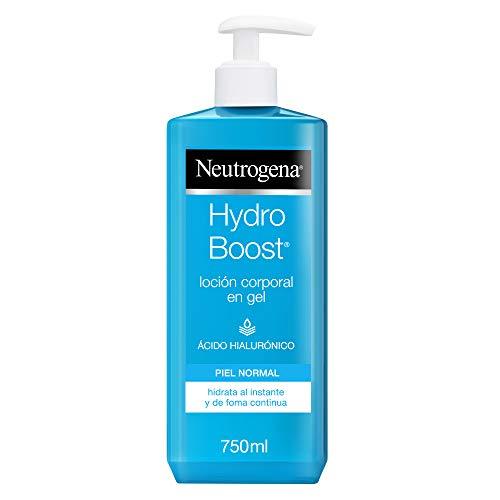 Neutrogena Hydro Boost Loción Corporal Hidratante en Gel, 750 ml