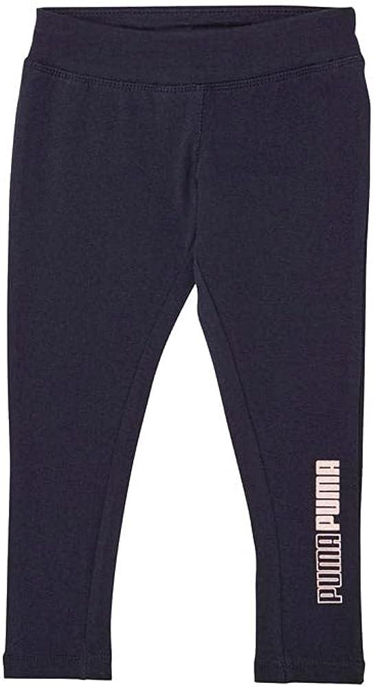 PUMA Toddler Girls Fashion Legging W Half Print Inserts - Blue