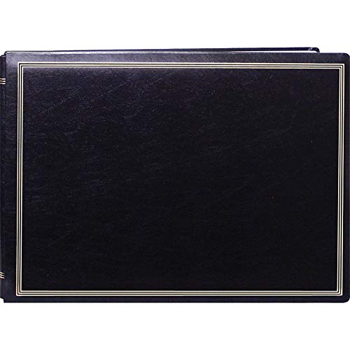 Pioneer Photo Albums JMV207-BL Magnetic X-Pando Album 20 Page size up to 14' x 11' Black