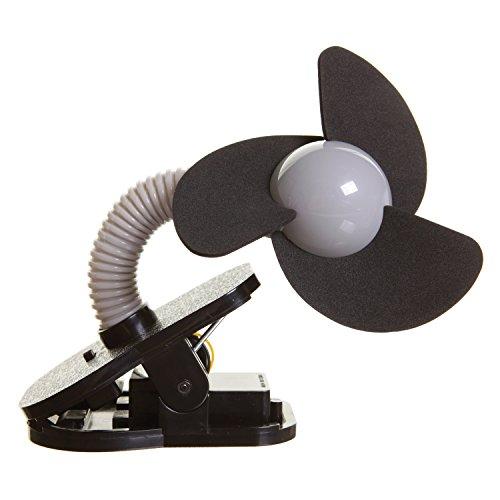 Dreambaby Clip-On Stroller Fan