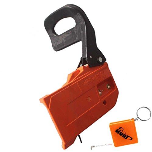 HURI Kettenraddeckel Kettenbremse passend für Motorsägen Kettensäge Scion HB 5200