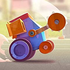 Be a master engineer: design, craft, upgrade, and improve the Ultimate battle bot! Take the role of a mean street cat and fight against other players in fast and hilarious PvP action! Discover dozens of crazy weapons, gadgets and body shapes, includi...