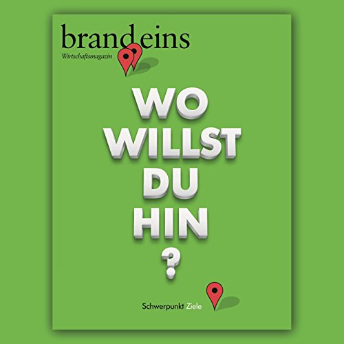 brand eins audio: Ziele audiobook cover art