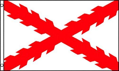 AZ FLAG Bandera del DUCADO DE BORGOÑA 150x90cm - Bandera